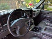 Picture of 2003 GMC Sierra 2500HD SLT 4WD Crew Cab SB HD, interior, gallery_worthy