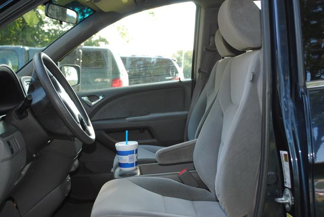 2009 Honda Odyssey Interior Pictures Cargurus
