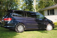 Picture of 2009 Honda Odyssey LX FWD, exterior, gallery_worthy