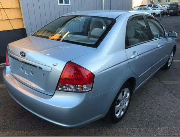 Picture of 2007 Kia Spectra LX