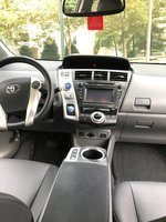Picture of 2013 Toyota Prius v Five, interior