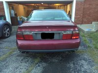 Picture of 1998 Cadillac Seville SLS FWD, exterior, gallery_worthy