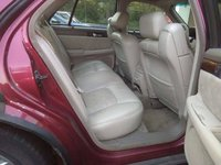 Picture of 1998 Cadillac Seville SLS FWD, interior, gallery_worthy