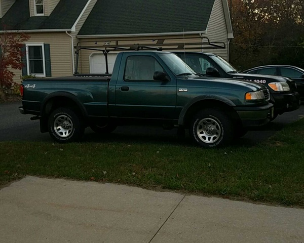 Picture of 1999 Mazda B-Series Pickup 2 Dr B3000 SE 4WD Standard Cab SB