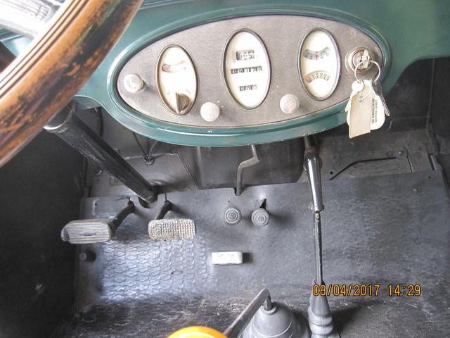 1934 Chevrolet Standard - Interior Pictures - CarGurus