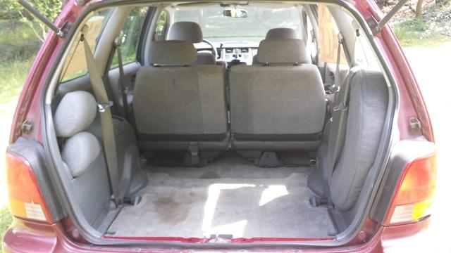 Honda Odyssey Dr Lx Passenger Van Pic X