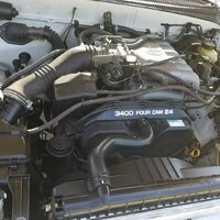 Picture of 2000 Toyota Tacoma 2 Dr Prerunner V6 Extended Cab lB, engine