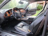 Picture of 1998 Jaguar XK-Series XK8 Convertible, interior, gallery_worthy