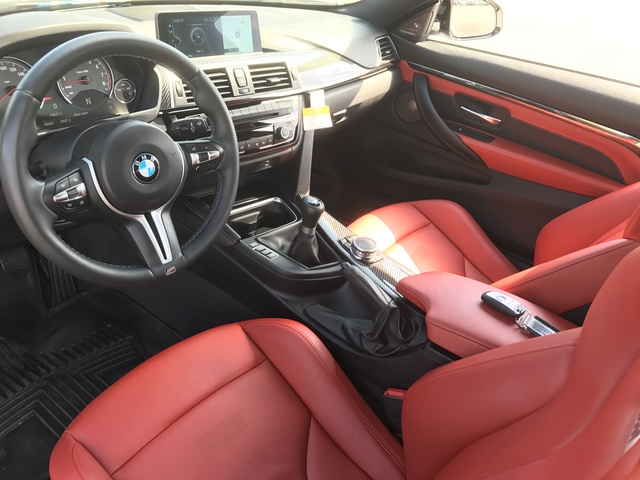 2017 Bmw M4 Interior Pictures Cargurus