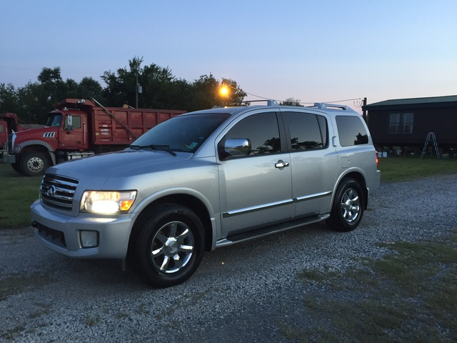 Picture of 2006 INFINITI QX56 4dr SUV 4WD