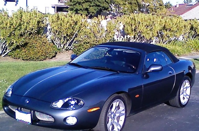 2007 jaguar xk owners manual
