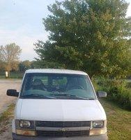 1996 Chevrolet Astro Cargo Van Picture Gallery