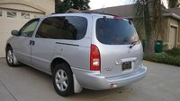 2001 Nissan Quest Picture Gallery