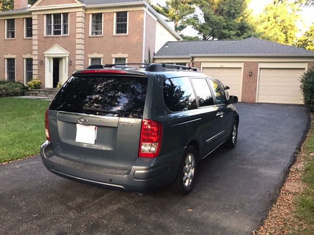Picture of 2007 Hyundai Entourage GLS