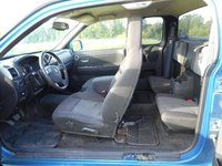 Picture of 2012 Chevrolet Colorado LT1 Ext. Cab 4WD, interior, gallery_worthy