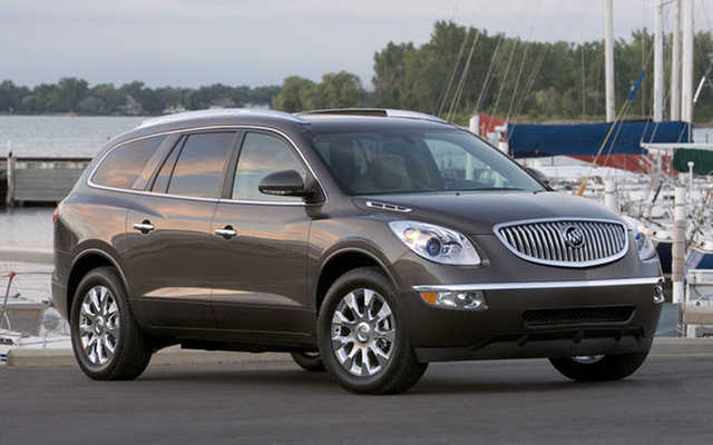 Picture of 2011 Buick Enclave