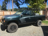 Picture of 1994 Nissan King Cab 2 Dr SE V6 4WD Extended Cab SB, exterior, gallery_worthy