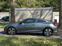 Picture of 2016 Honda Civic Coupe EX-T, exterior, gallery_worthy