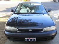 Picture of 1996 Subaru Legacy 4 Dr L AWD Sedan, exterior, gallery_worthy