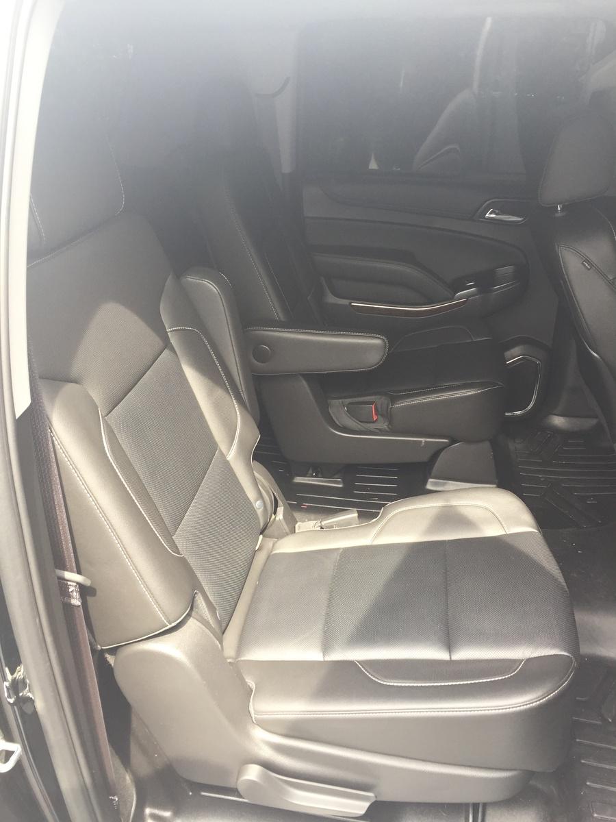 Chevrolet Suburban Questions - 2015/2016 suburban seat swap - CarGurus