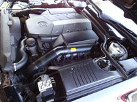Picture of 2001 Mercedes-Benz SL-Class SL 500, engine, gallery_worthy