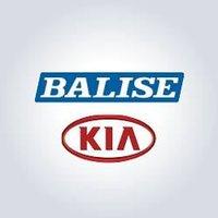 Balise Kia logo