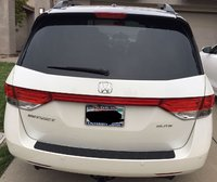 Picture of 2015 Honda Odyssey Touring Elite, exterior, gallery_worthy