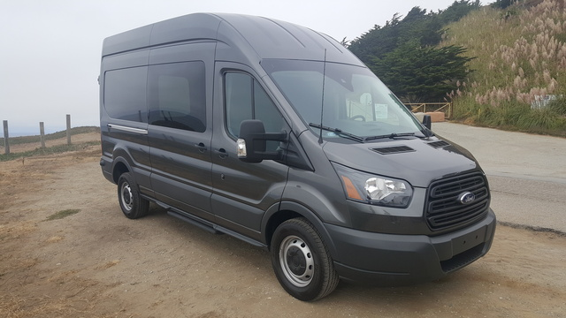 Picture of 2017 Ford Transit Cargo, exterior, manufacturer, gallery_worthy