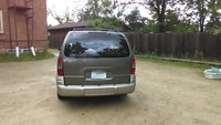 Picture of 2003 Pontiac Montana MontanaVision Extended, exterior, gallery_worthy