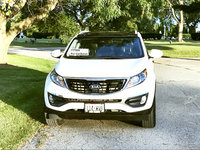 Picture of 2014 Kia Sportage SX AWD, exterior, gallery_worthy