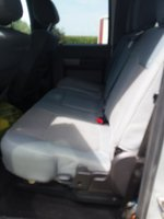 Picture of 2015 Ford F-350 Super Duty XLT Crew Cab 4WD, interior