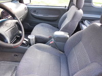 Picture of 2000 Kia Sportage Base Convertible, interior, gallery_worthy