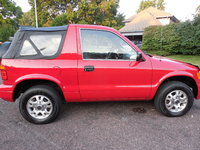 Picture of 2000 Kia Sportage Base Convertible, exterior, gallery_worthy