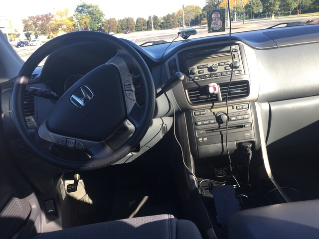 Nice Picture Of 2008 Honda Pilot SE 4WD, Interior, Gallery_worthy Home Design Ideas