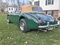 1961 Austin-Healey 3000 Picture Gallery