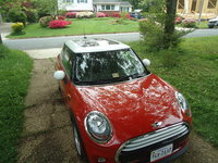 Picture of 2014 MINI Cooper Base, exterior, gallery_worthy