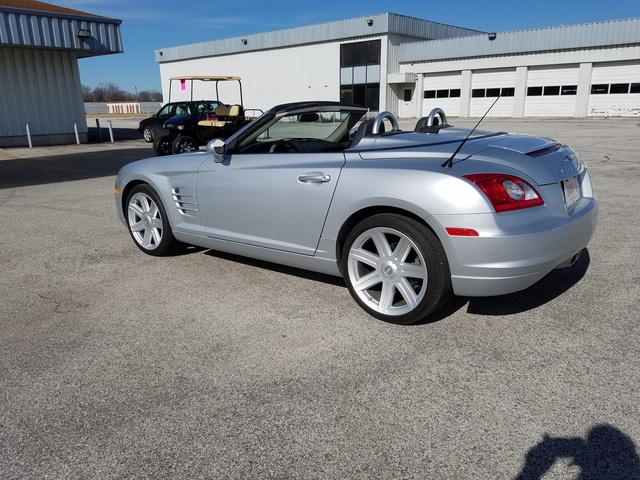 Picture of 2007 Chrysler Crossfire Roadster Limited