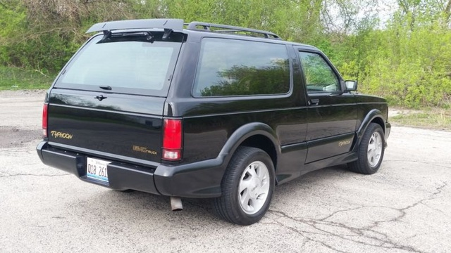 Picture of 1993 GMC Jimmy 4 Dr SLT 4WD SUV