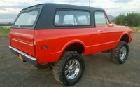 1971 Chevrolet Blazer Picture Gallery