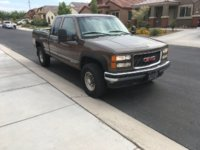1997 GMC Sierra 2500 Picture Gallery