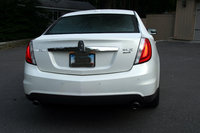 Picture of 2012 Lincoln MKS EcoBoost AWD, exterior, gallery_worthy