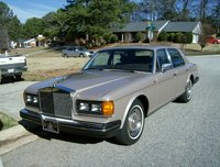 1987 Rolls-Royce Silver Spirit Overview