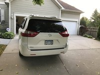 Picture of 2017 Toyota Sienna XLE 7-Passenger Auto Access Seat, exterior, gallery_worthy