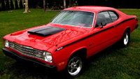 1974 Plymouth Duster Overview