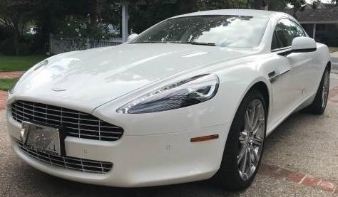 Picture of 2012 Aston Martin Rapide Luxe RWD