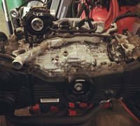 Picture of 2012 Subaru Impreza WRX STi Turbo AWD, engine