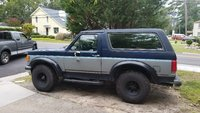 Picture of 1989 Ford Bronco XLT 4WD, exterior, gallery_worthy