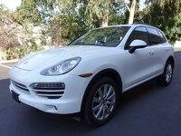 Picture of 2014 Porsche Cayenne Platinum Edition, exterior