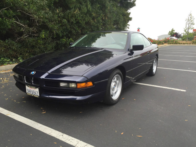 Picture of 1993 BMW 8 Series 850ci