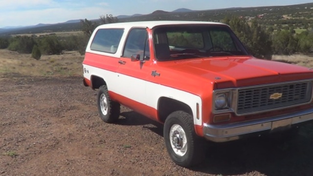 Picture of 1974 Chevrolet Blazer